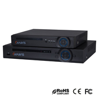 Full HD 8ch cctv realtime playback DVR with AHD,Network,Analog all in one DVR with Hisilicon Chip Support 1080P cameras