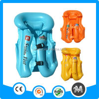 Retail Stocking EN71 standard inflatable life jacket