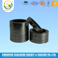 Graphite rings for sealing