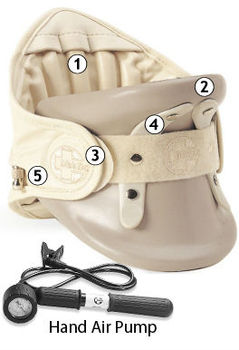 Neck Traction Therapy Disk Dr. Neck NG-20 Disk Dr.