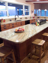 US standard kitchen countertop with laminated,islandd