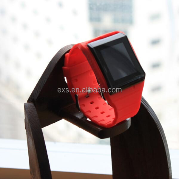 Anti-shock Anti-Dust Waterproof Mobile z1 smart watch phone