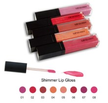 Wholesale waterproof beauty matte lip gloss