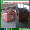 Recycled environmentally decorative material for pet home/dog house