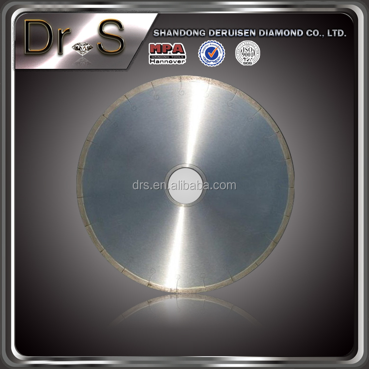 7 inch D151 diamond circular saw blade for cutting ceramic tile