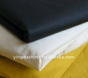 T/R 80/20 30*30 78*75carded dyed fabric
