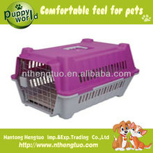 Stainless Steel Pet Cage with Wheel