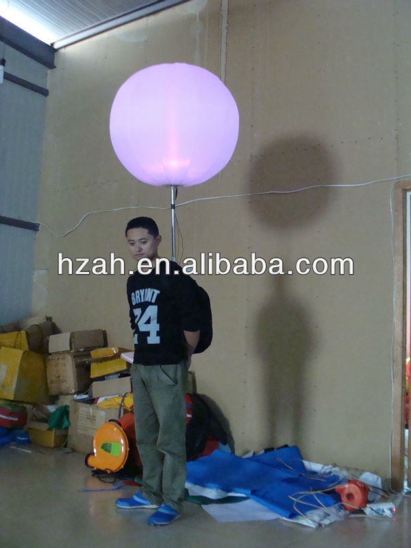 Advertising Inflatable Backpack Balloon