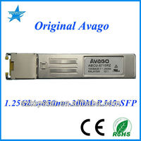 optic fiber inspection ABCU-5710RZ Avago 1.25G 300M 850nm SFP FIBER MODULE
