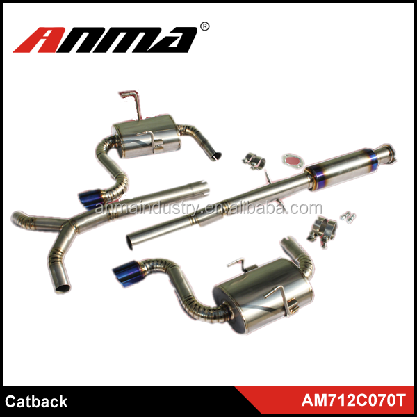Manufacturer of exhaust pipe/performance exhausts