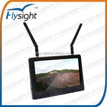 H292 HDMI Zoom No Blue Screen 5.8G Diversity Receiver Fpv Monitor for Rc Model Planes