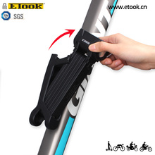 High security anti-theft folding bicycle lock