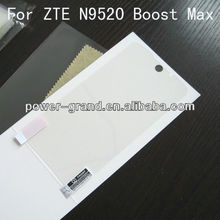 High clear Screen protector film for ZTE N9520 Boost Max