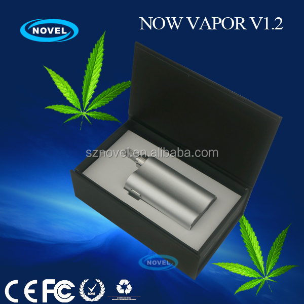 High quality and best price Now Vapor V1.2 gizmo v2 mod,dry herb vaporizer wholesale
