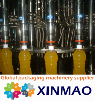 Apple/Orange/Grape Fruit fresh orange juice filling machine /bottled juice filling machinery