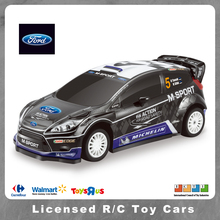Name Brand Toy Licensed RC Car 1:20 4CH R/C M-SPORT FORD FIESTA RS WRC