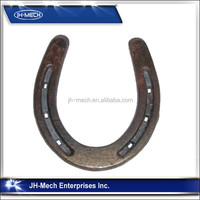 China new design full specification forged steel horseshoe