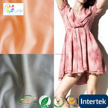 reactive printing fabric 3d raw silk fabric for curtains