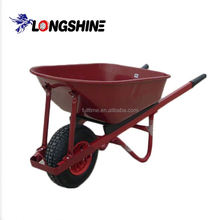 New Design Wheelbarrow For Construction,Garden Use Wheelbarrow For Garden,China Industrial Wheelbarrow Equipment