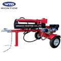 22Ton Gasoline Fast Log Splitter Vetrical & Horizontal