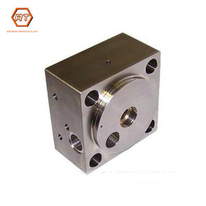 2017 New product by process of milling and turning economical custom design cnc machining metal parts