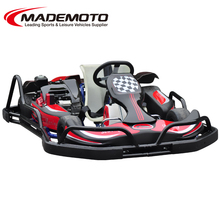 2017 hot 200cc/270cc 4 wheel racing gasoline go kart with plastic safety bumper