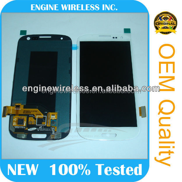 mobile phone lcd for samsung galaxy s3 i9300 LCD