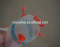 male latex rubber spiked condom/ball condom with bulk packing