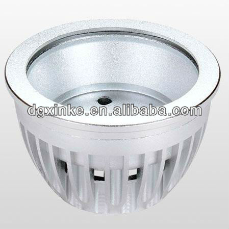 Customize high precision nickel plated stamping metal support for light