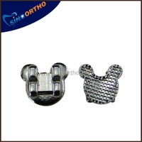 sino ortho orthodontic band orthodontic brackets fashion Cartoon bracket full kits