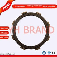 OEM quality China clutch plate,Chongqing motorcycle friction plate,motorbike steel plate