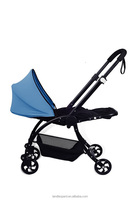 Comfortable style 2016 new baby pushchairs for the babies under 36months folding multifunctional, the artistic carraige