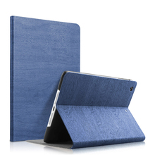 New fashional logo customized Tree texture Pu leather tablet case cover for kids for ipad mini 123