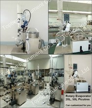 Discount fashionable double sealing rings rotary evaporator