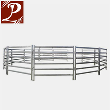 High quality galvanized euro fence panel