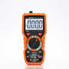 Portable 6000 Counts True RMS 1000V AC DC 20A AC DC Multifunction Digital Multimeter