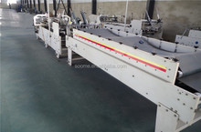 Automatic high speed folder gluer machine for small box