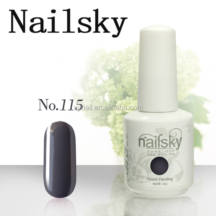 Nailsky Purple Color Nail Gel Vanish Manufacturer