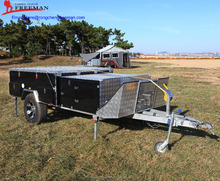 Hot Sale 2017 Australia Standard Light Weight Off Road Forward Folding Hard Floor Camper Trailer