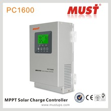 Must High Effciency MPPT Solar Charge Controller 60A 80A for Home Use