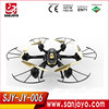 Toys&Hobbies Rc helicopter JY-006 factory drone 2.4G 4CH 6axis gyro wholesale drone