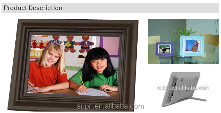 "8"" China Bulk Android WIFI Multi Touch Screen Digital Photo Frame"