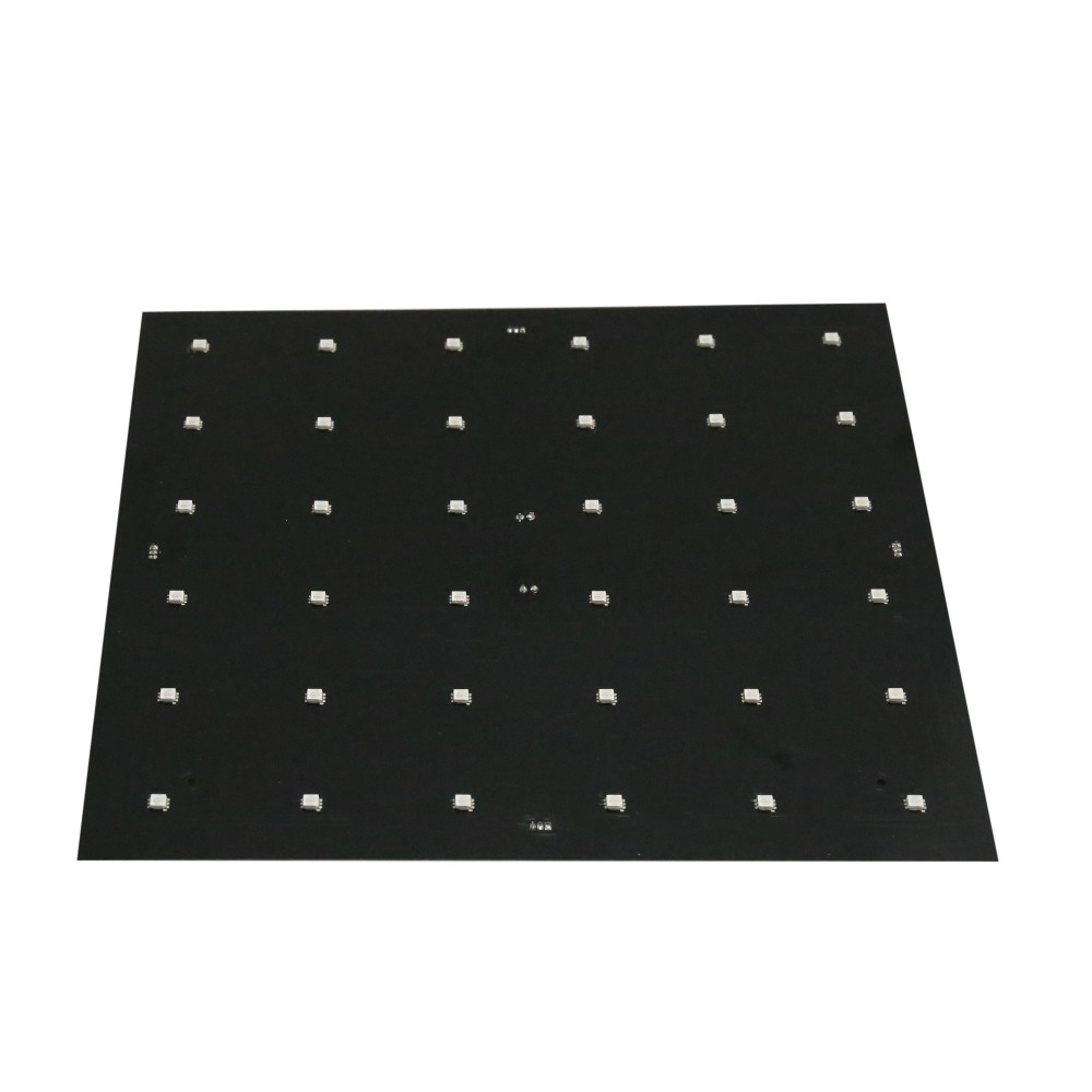 Shenzhen Wholesale Square Recessed DMX512 RGB Led Panel Light