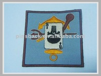2012 Custom embroidered patches,The Highest Quality Custom Embroidered,