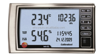 testo 622 - Thermo hygrometer and barometer