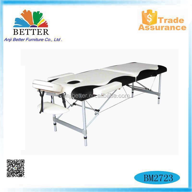Aluminum massage table cheap massage table