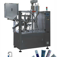 LTRG 60A Fully Automatic Tube Filler