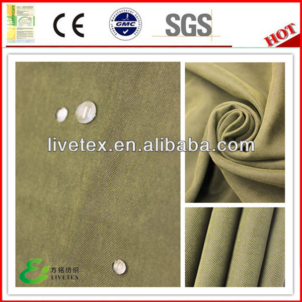 Waterproof tear resistant canvas roof material