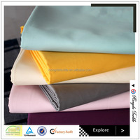 China manufacturer 100% cotton 250TC bedding fabric/organic cotton fabrics