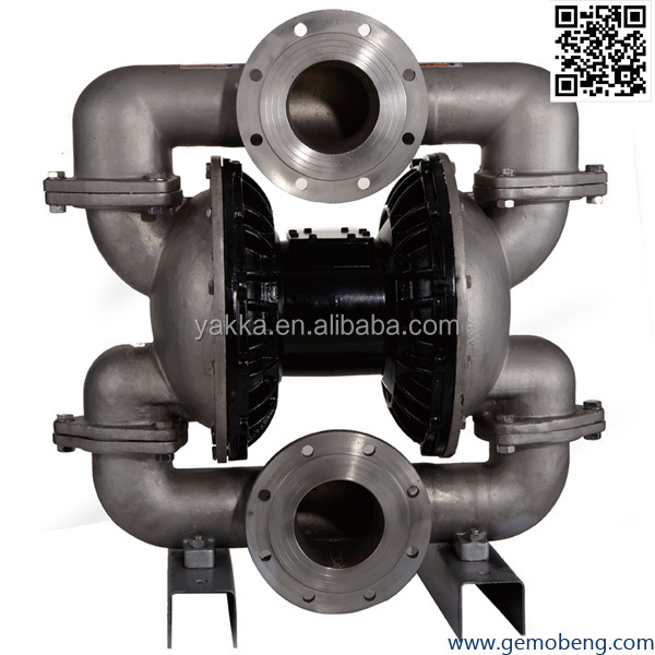 High Volume low pressure high perform wilden double diaphragm pumps alike Diaphragm Metal Air operated double Pump